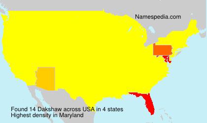 Dakshaw
