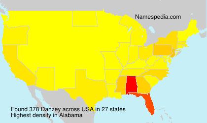 Danzey