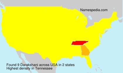Darakshani