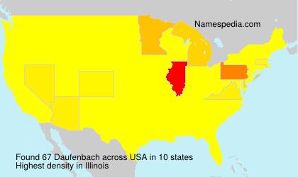 Daufenbach - USA