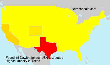 Dawlett