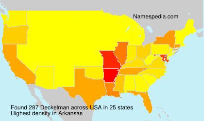 Deckelman