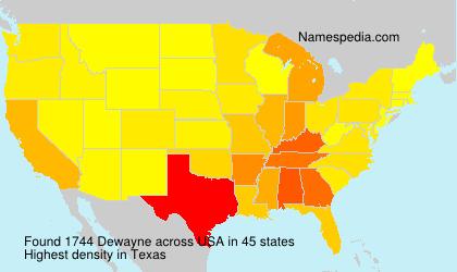 Dewayne