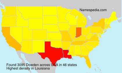 Dowden