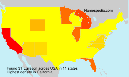 Egilsson - USA
