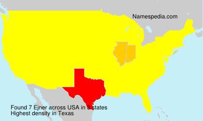 Ejner - USA