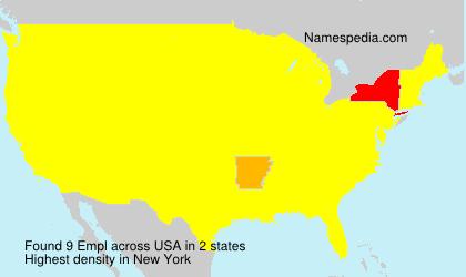 Empl - USA