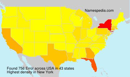 Errol - USA