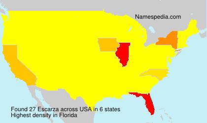Escarza - USA