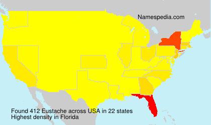 Eustache - USA