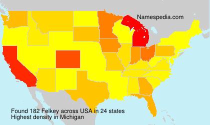 Felkey