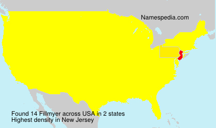 Fillmyer - USA