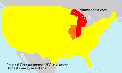 Forajter - USA
