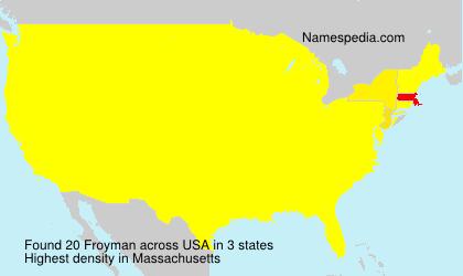 Froyman