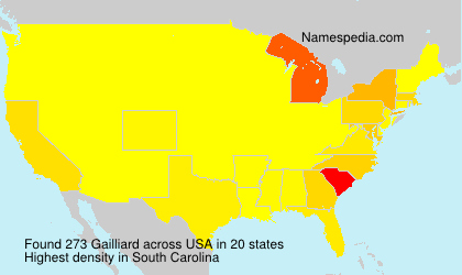 Gailliard