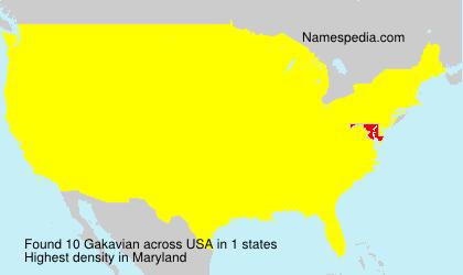 Gakavian