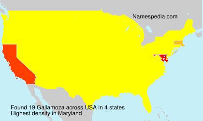 Gallamoza