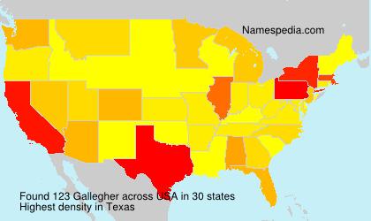 Gallegher