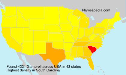 Gambrell