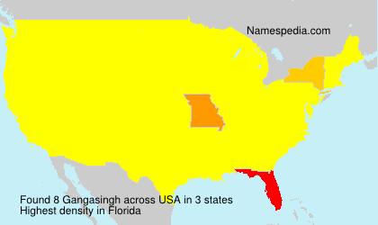 Gangasingh - USA