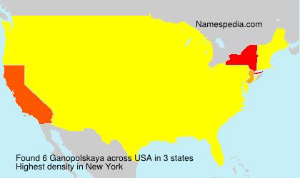 Ganopolskaya