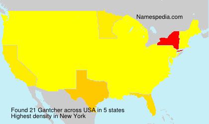 Gantcher