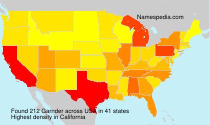 Garnder
