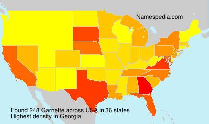 Garnette