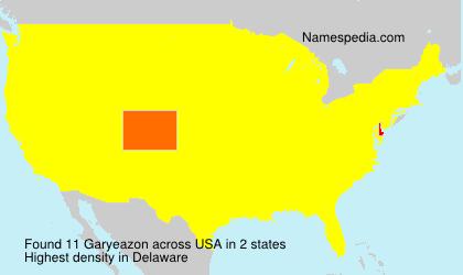 Garyeazon