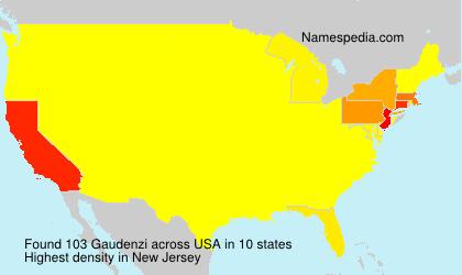 Gaudenzi