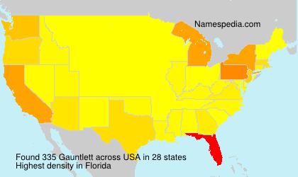 Gauntlett