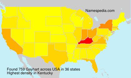 Gayhart