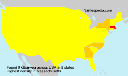 Gbarwea