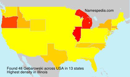 Gebarowski