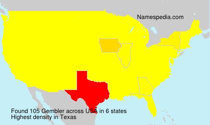 Gembler
