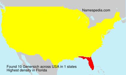 Genersich