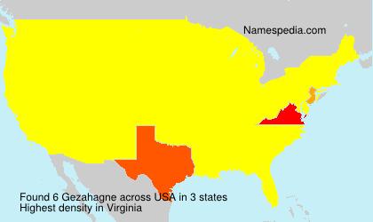 Gezahagne