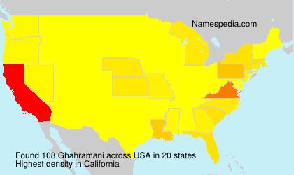 Ghahramani
