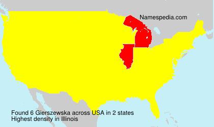Gierszewska