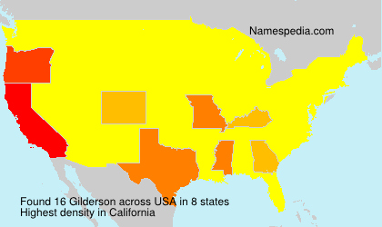 Gilderson