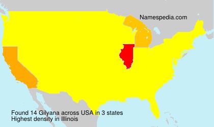 Gilyana