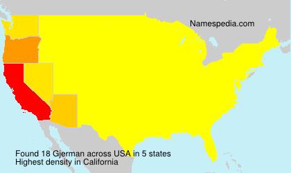Gjerman