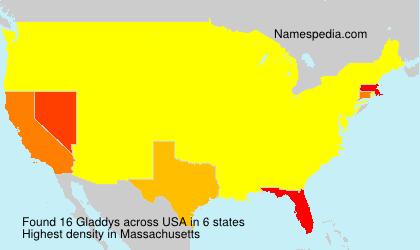 Gladdys