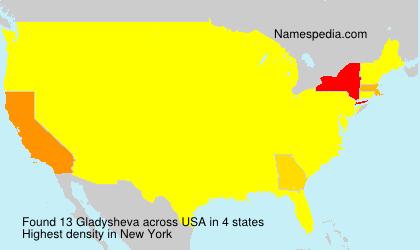 Gladysheva