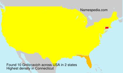 Gnitzcavich