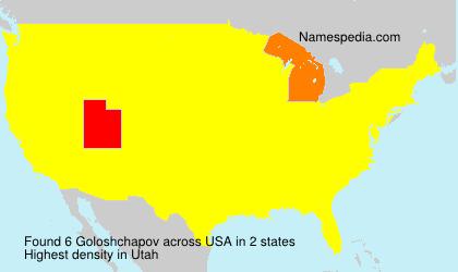 Goloshchapov