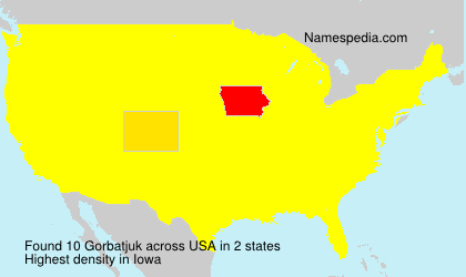 Gorbatjuk - USA
