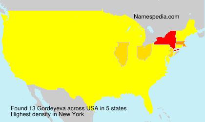 Gordeyeva