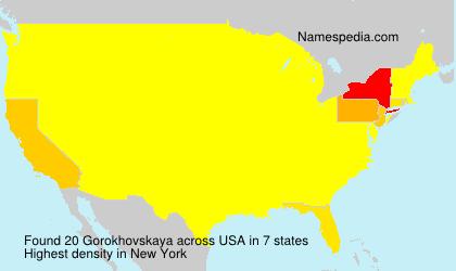 Gorokhovskaya