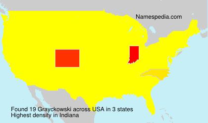 Grayckowski